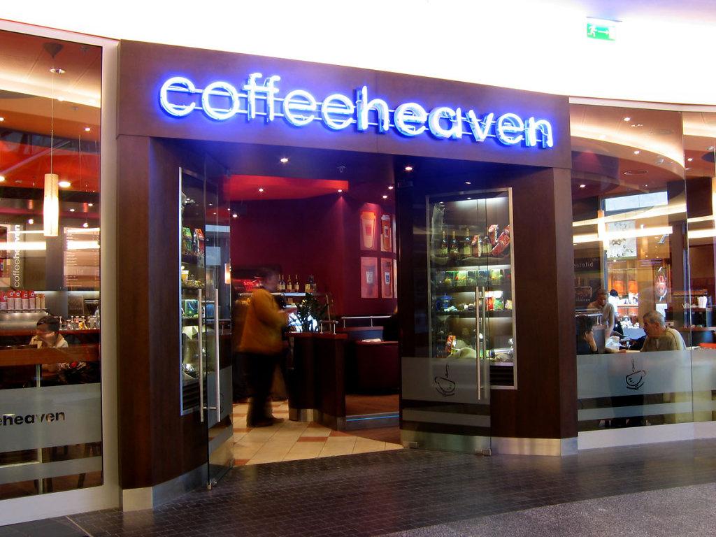 Kawiarnie CoffeeHeaven