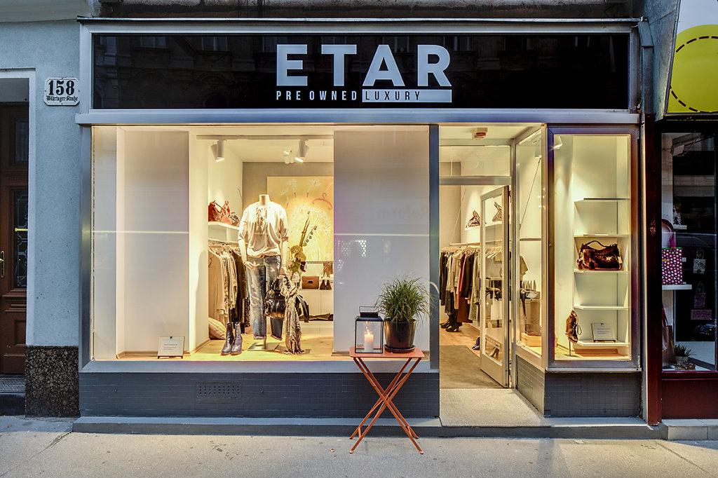 ETAR - sklep odzieżowy